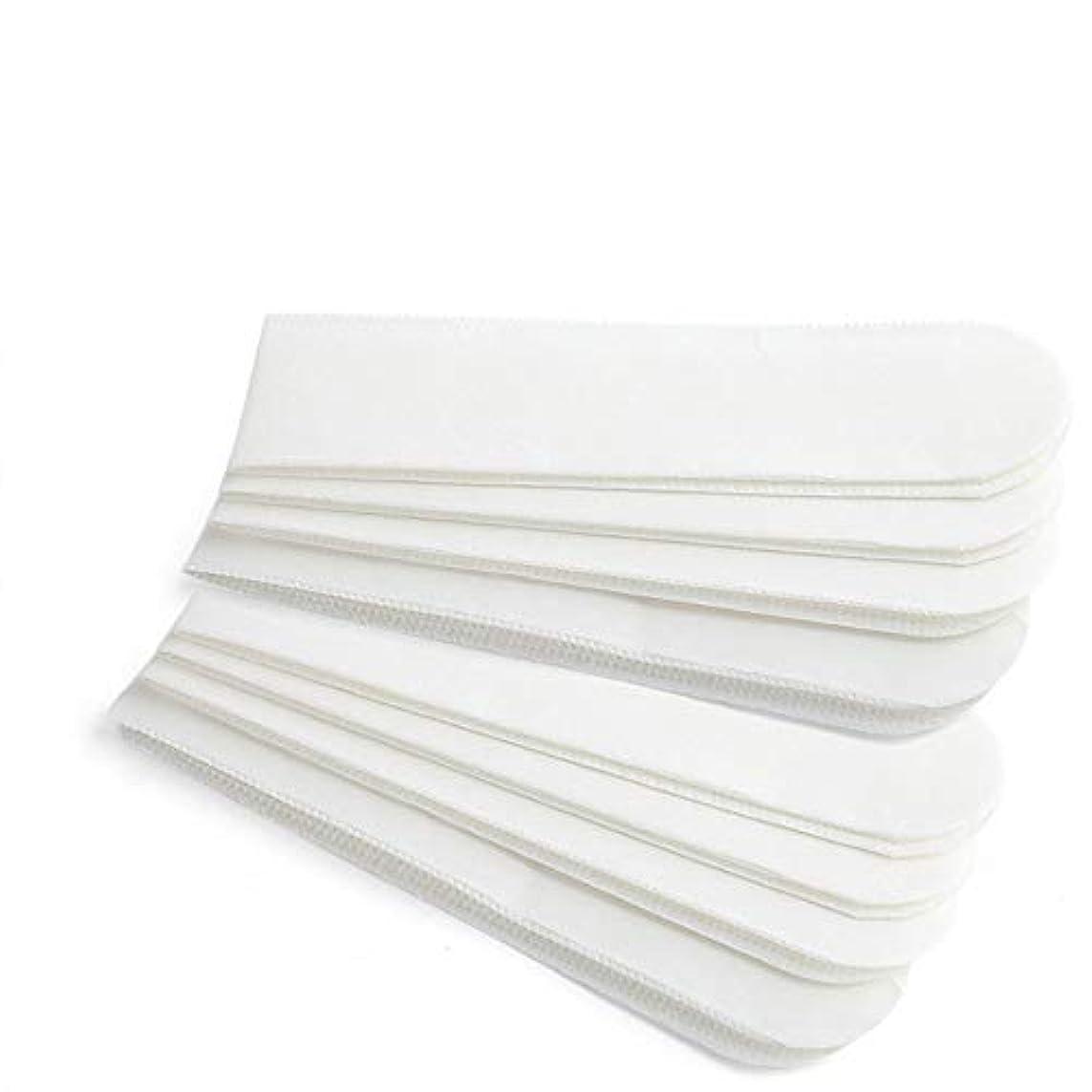 消化広範囲にピューHUANBO 襟汗 パッド 染みない バレない 気にならない 簡単 えり汗 対策 テープ型 12枚入り