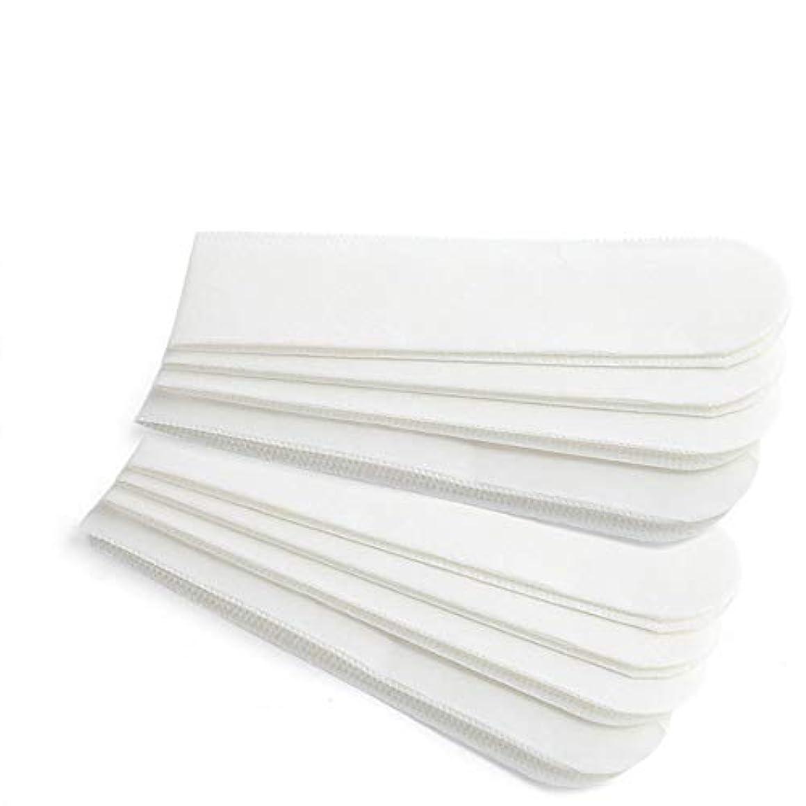 健康配管東HUANBO 襟汗 パッド 染みない バレない 気にならない 簡単 えり汗 対策 テープ型 12枚入り