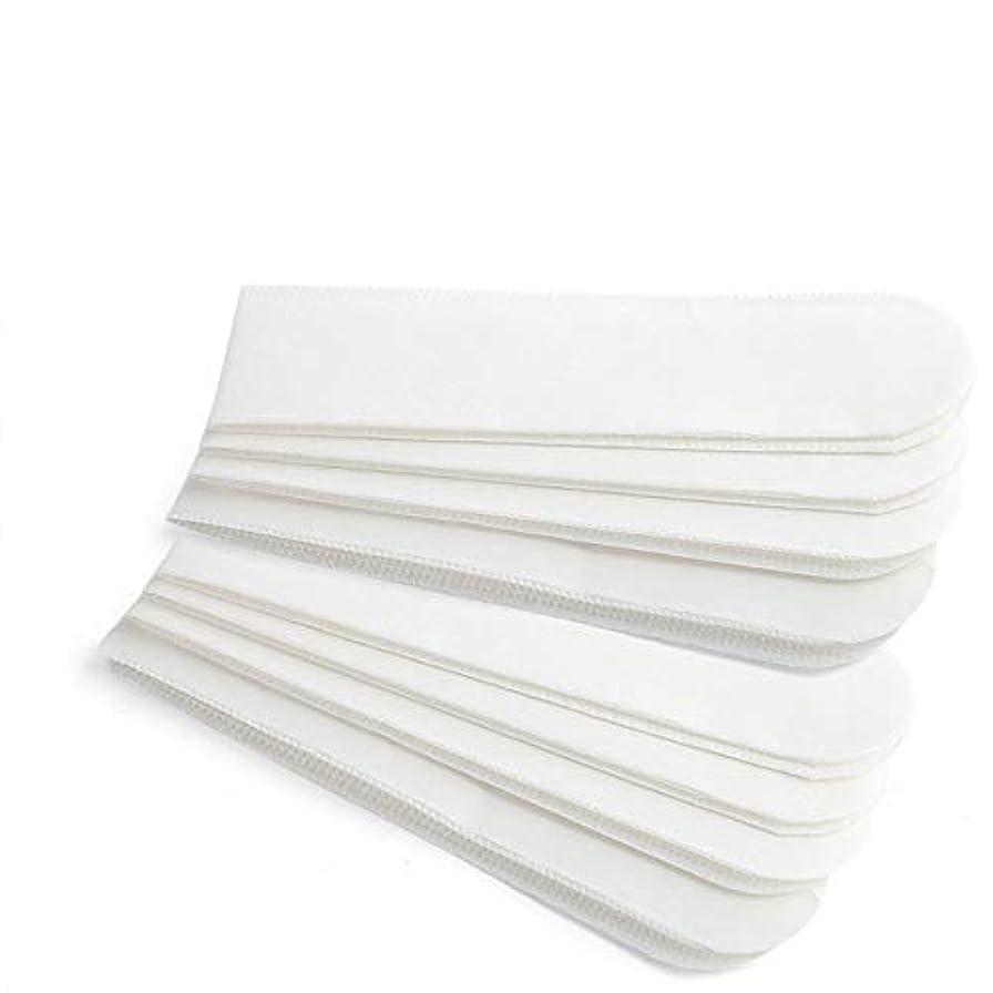比べる掃除マニアックHUANBO 襟汗 パッド 染みない バレない 気にならない 簡単 えり汗 対策 テープ型 12枚入り