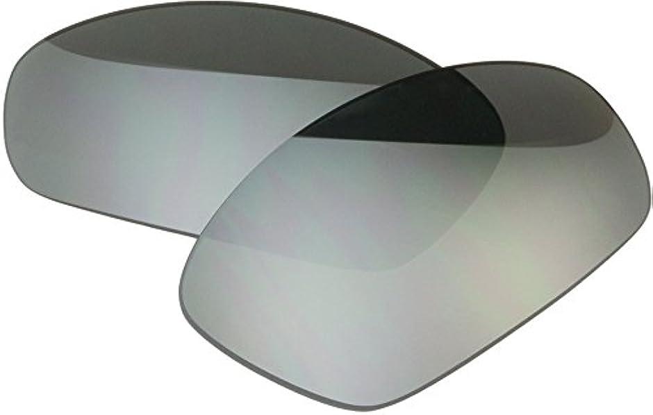 到着するスカルクゆるい自社製 オークリー サングラス用交換レンズ STRAIGHT JACKET 2.0 ストレートジャケット 製