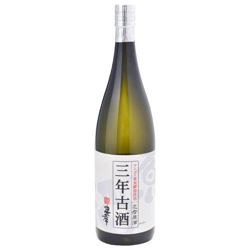 乙類43° 原酒 三年古酒 泡盛 1.8L