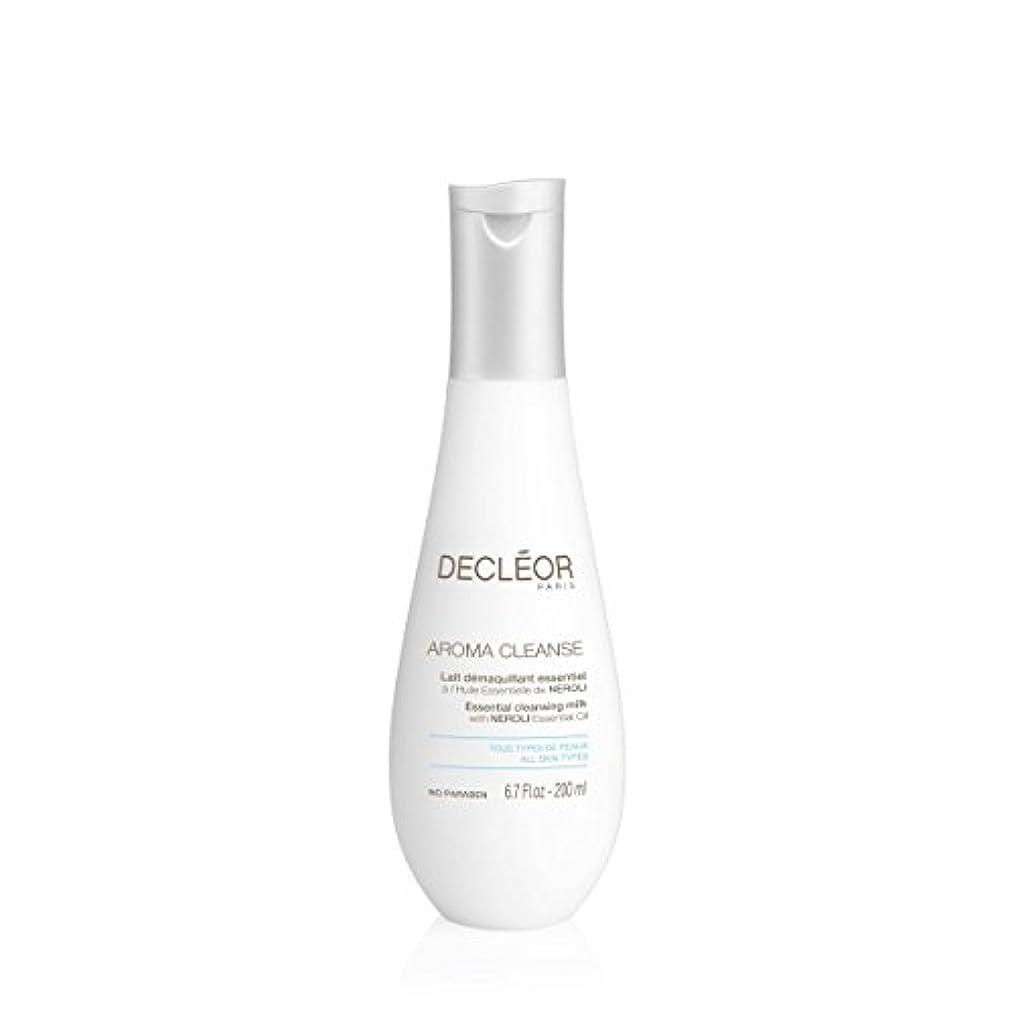 触覚海洋の言い直すデクレオール エッセンシャル ユース クレンジング ミルク 200ml/6.7oz並行輸入品