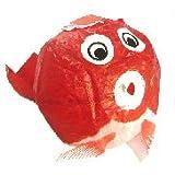 夏祭り?イベント用品 紙風船 金魚(赤)2個まとめ買い ※こどもプレゼント!