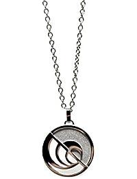 LANZA (ランザ) ネックレス ペンダント [ 選べるデザイン/Wave circle ] 贈り物 ギフト アクセサリー 専用ボックス付き