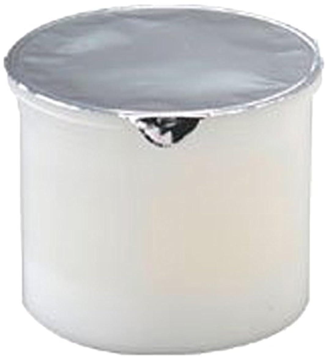 蒸留発動機形ラシンシア クリアホワイト(W)レフィル 50g