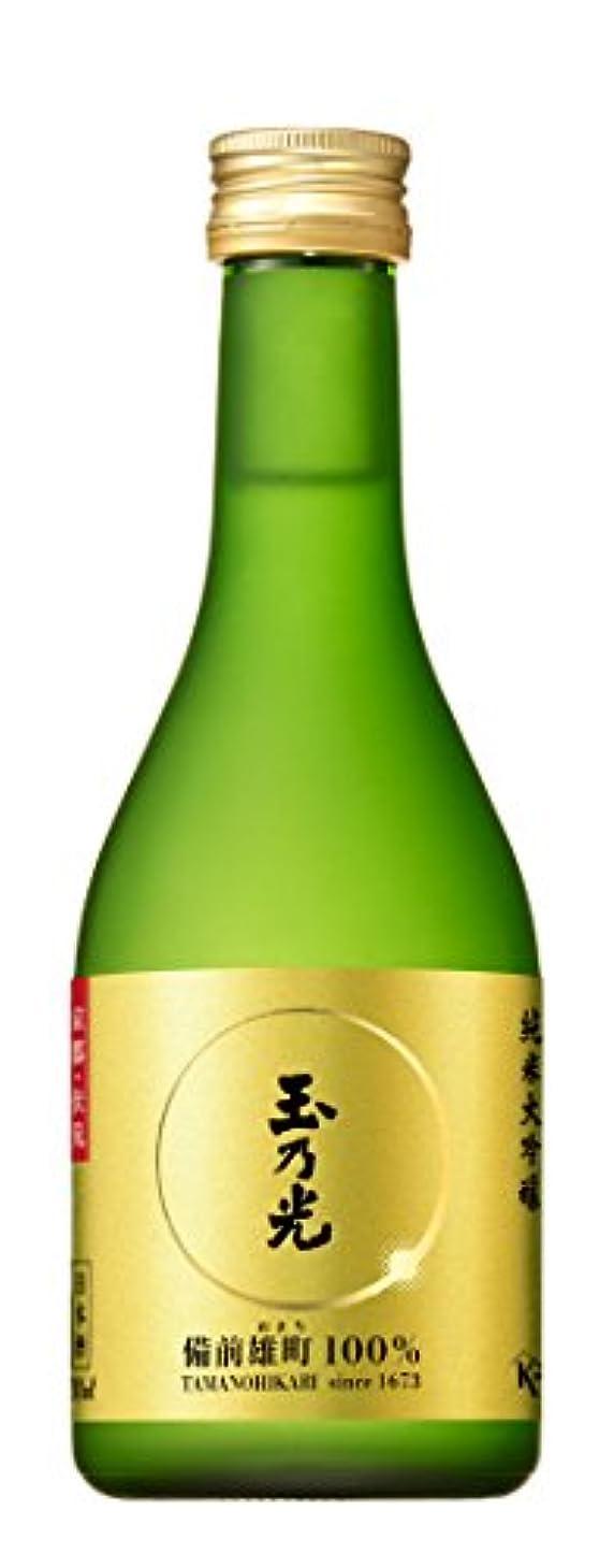 耕すふざけた致命的な玉乃光酒造 純米大吟醸 備前雄町100% [ 日本酒 300mlx6本 ]