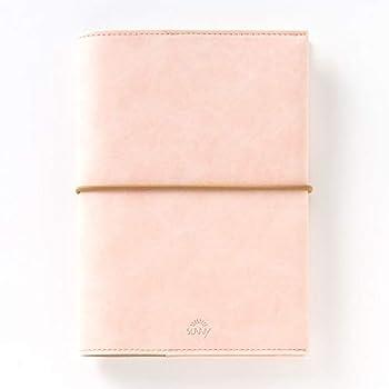 いろは出版 2019年1月始まりウィークリー手帳 SUNNY LS-10 pink