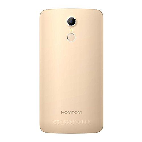 HOMTOM HT17 スマートフォン 4G FDD-LTE 3G WCDMA Android 6.0 OS クアッドコア MTK6737 5.5