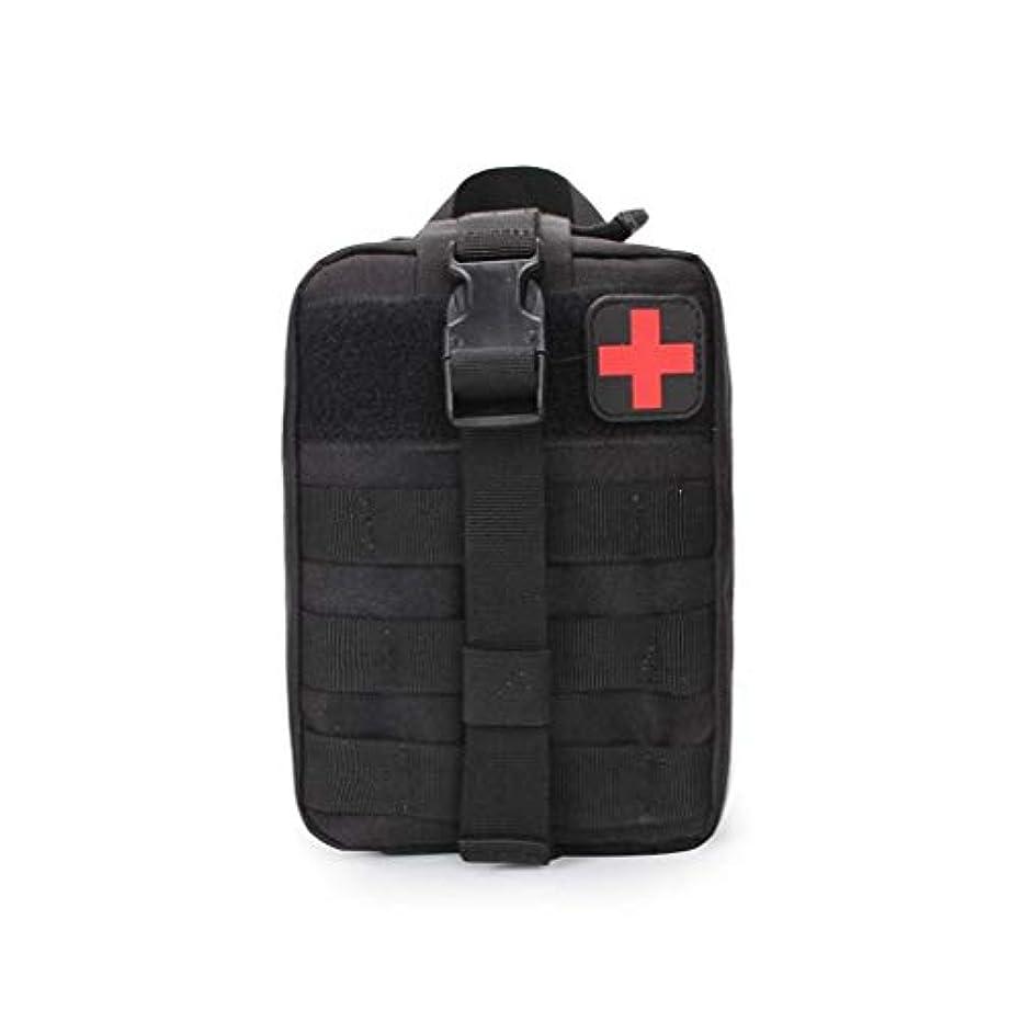 振動させる太字どちらかHEMFV 医療緊急パッケージユーティリティベルトバッグ、屋外のための実用的なプロフェッショナル応急処置キット、部屋、車 (Color : B)
