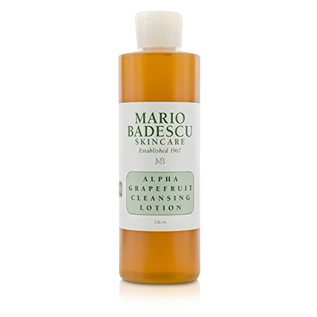 セクタ魔術師インカ帝国マリオ バデスク Alpha Grapefruit Cleansing Lotion - For Combination/Dry/Sensitive Skin Types 236ml/8oz並行輸入品