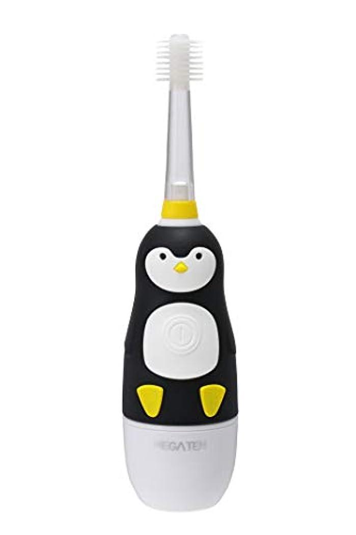 問い合わせ苦行単調なVIVATEC(ビバテック) 子供用電動歯ブラシ ピカるん ぶるぶるはぶらし ぺんぎん 23cm