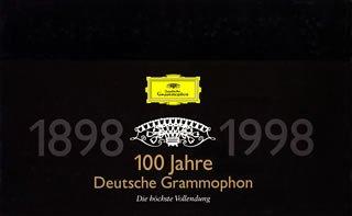 ドイツ・グラモフォン100年BOX