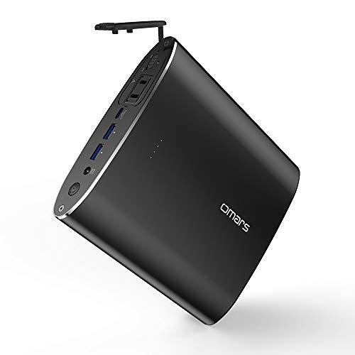 ポータブル電源 Omars モバイルバッテリー 110V 9...