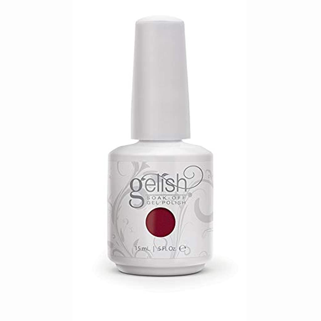 レスリングラジカル起きてHarmony Gelish Gel Polish - The Last Petal - 0.5oz / 15ml
