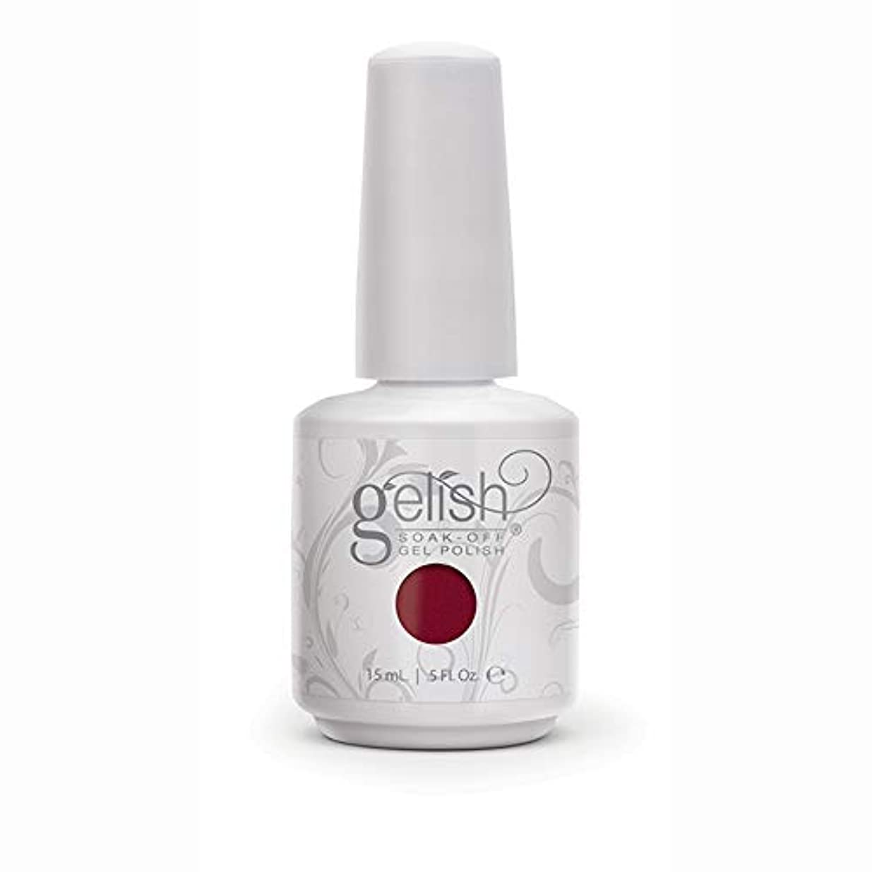 把握シャットスケッチHarmony Gelish Gel Polish - The Last Petal - 0.5oz / 15ml