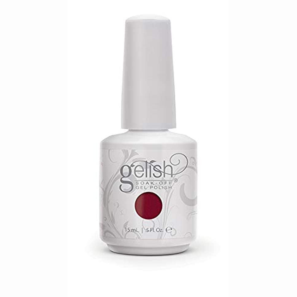 シロクマ簡略化する関連付けるHarmony Gelish Gel Polish - The Last Petal - 0.5oz / 15ml