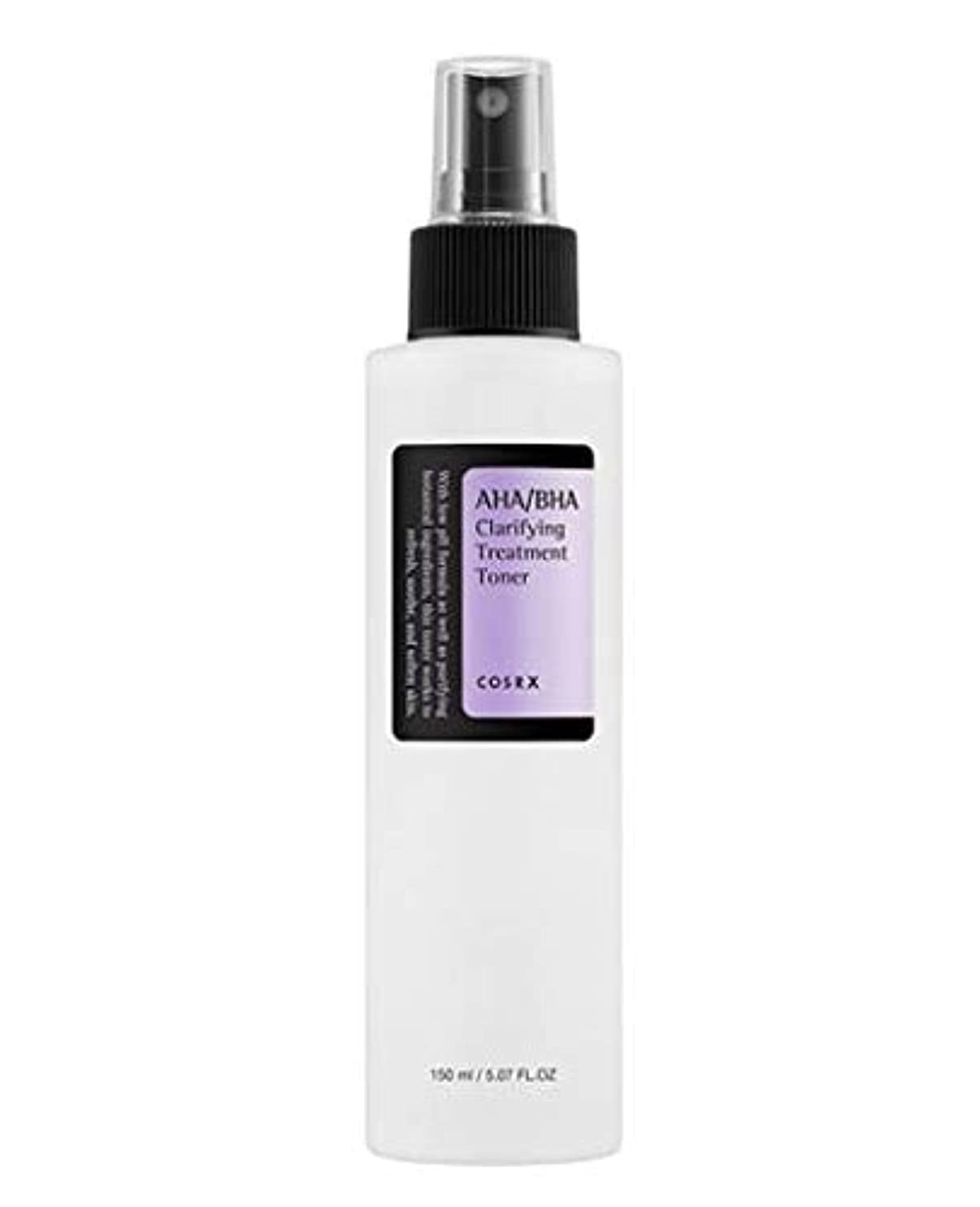 COSRX AHA/BHA Clarifying Treatment Toner (並行輸入品)