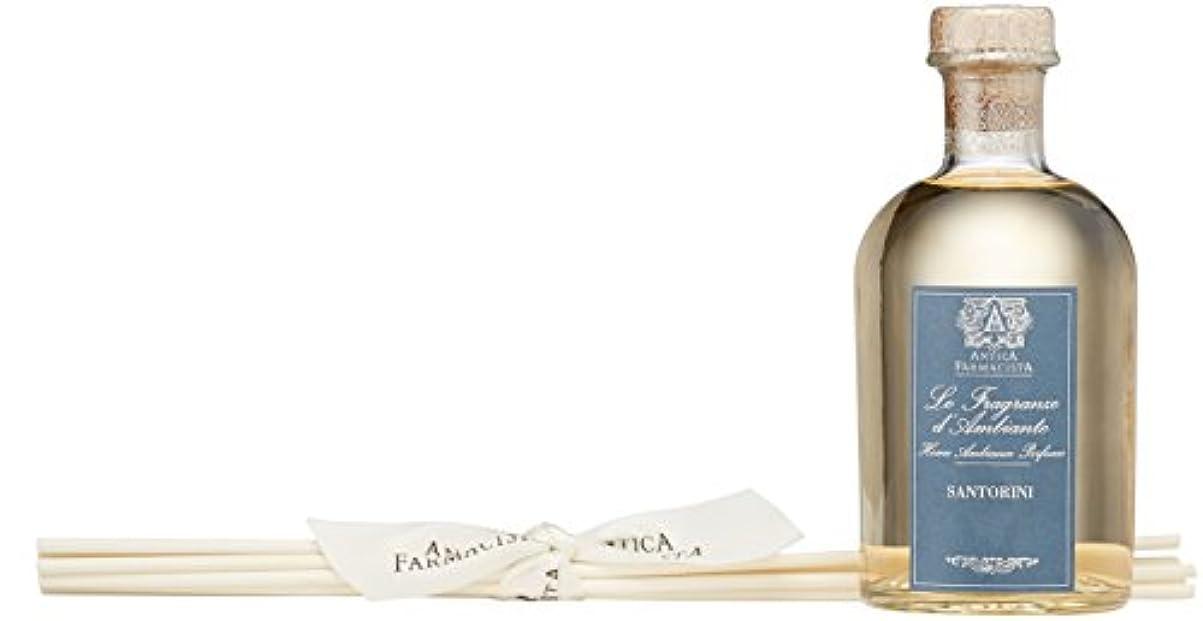 晩餐彼女自身無礼にアンティカファルマシスタ アンティカ ルームディフューザー #サントリーニ 250ml【並行輸入品】
