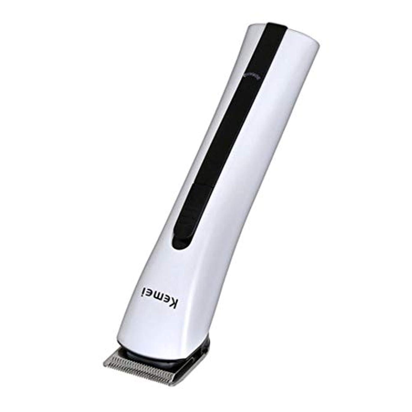 音声ホストドナウ川QINJLI 家庭用美容充電電気クリッパー髪クリッパーかみそり 16 * 3.3 cm