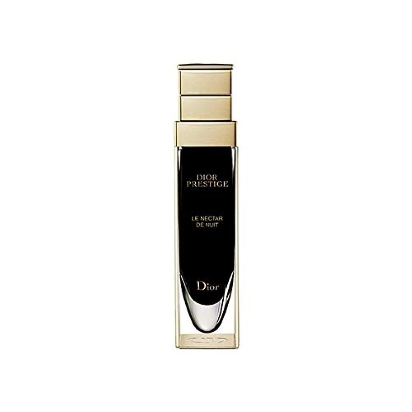 テロリストブランドしなやかな[Dior] ディオールル蜜ドニュイ夜セラム30Ml - Dior Le Nectar De Nuit Night Serum 30ml [並行輸入品]