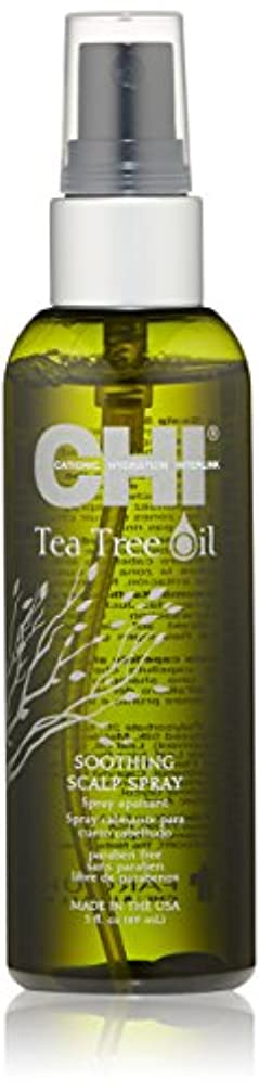台風フライトマンハッタンCHI Tea Tree Oil Soothing Scalp Spray 89ml/3oz並行輸入品