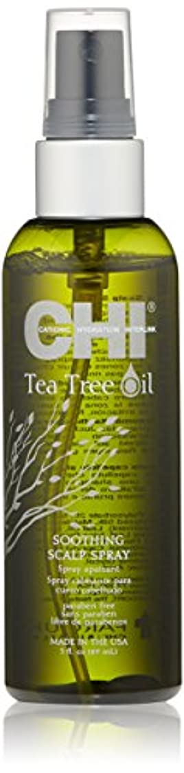 遠征不適ジェスチャーCHI Tea Tree Oil Soothing Scalp Spray 89ml/3oz並行輸入品