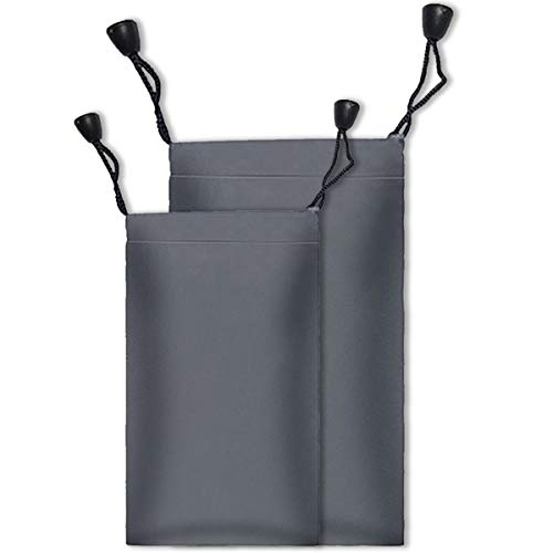 イヤホン ケース イヤホン ポーチ 収納 ケース ヘッドホン ポーチ 収納袋 収納ポーチ 携帯用収納バッグ モバイルパワー収納バッグ 小さな収納袋 Airpods/Sonyイヤホン 対応(BIG+SMALL)