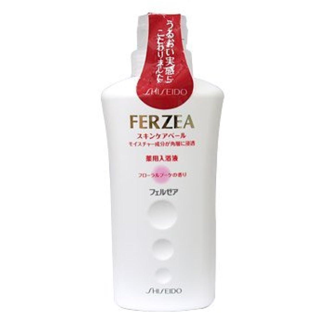 議題の頭の上一フェルゼア薬用スキンケア入浴液F 600ml