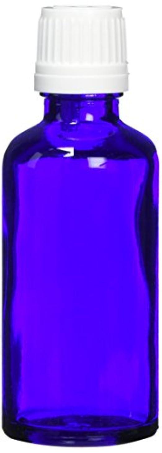 訪問保険をかける極小ease 遮光ビン ブルー 50ml×10本