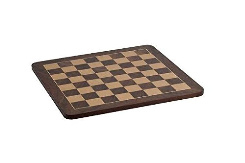 ☆大型チェス盤☆バールウッド☆48センチ☆5cmスクエア☆