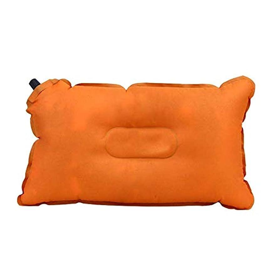 リーガン化石彼女は旅行枕、頚部枕、屋外のキャンプ、睡眠、旅行、自動膨脹可能な枕、屋外の枕、居眠り、膨脹可能な正方形の枕