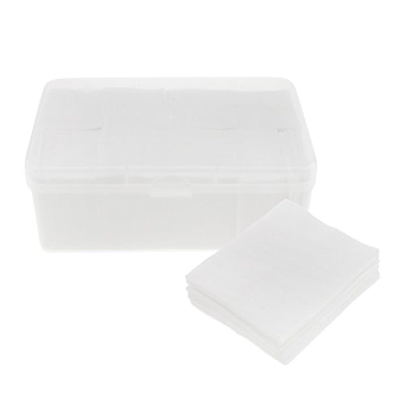 配当教育する摂動Fenteer 約1000枚 コットンパッド 化粧パッド メイクアップ メイク落とし スキンケア