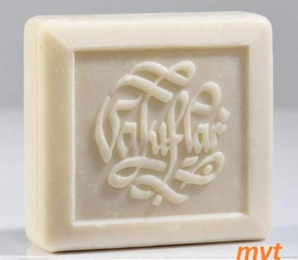 熟練した思いやり分析的なオーキッドの香りの高級オリーブオイル石鹸 100g - 2個