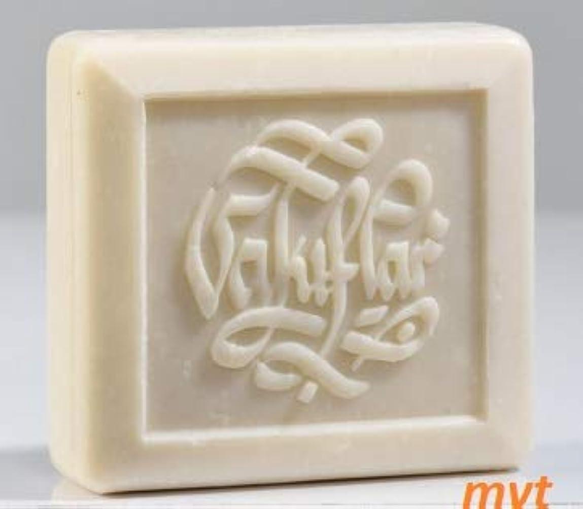 フレームワーク親密なアラームオーキッドの香りの高級オリーブオイル石鹸 100g - 2個 (Orkide kokulu)