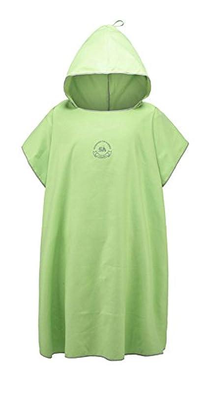MORGEN SKY 버스 로브 속건흡수 웨트(wet) 슈트 갈아 입기 판초 포터블 경량 타입 초세섬유방 균타올 옷