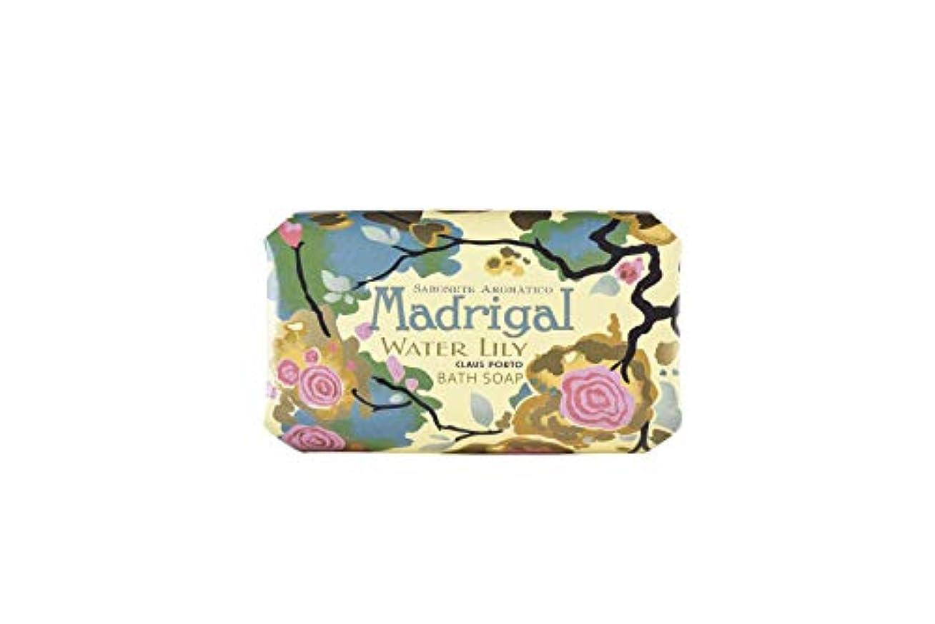 比類のない抗生物質郡Claus Porto MADRIGAL マドリガール バスソープ 350g