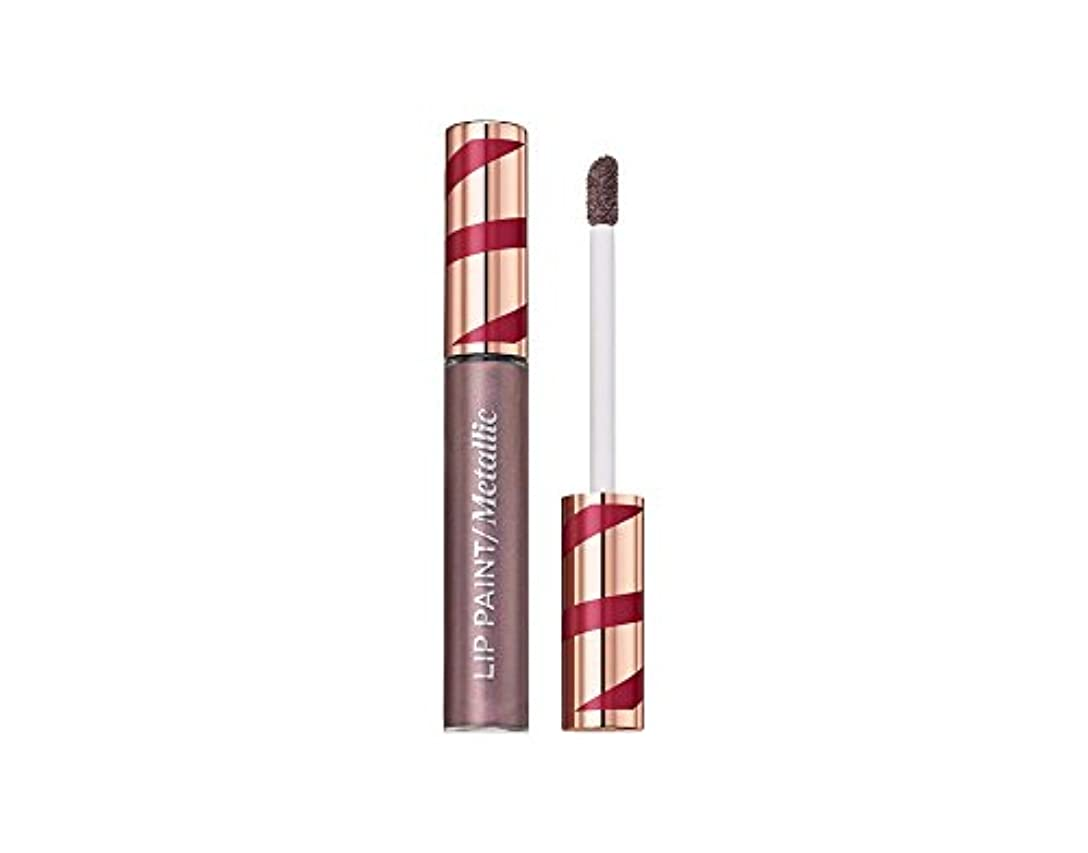 純正広範囲読書をするL'OREAL - LIP PAINT - METALLIC - 303 INTERNET