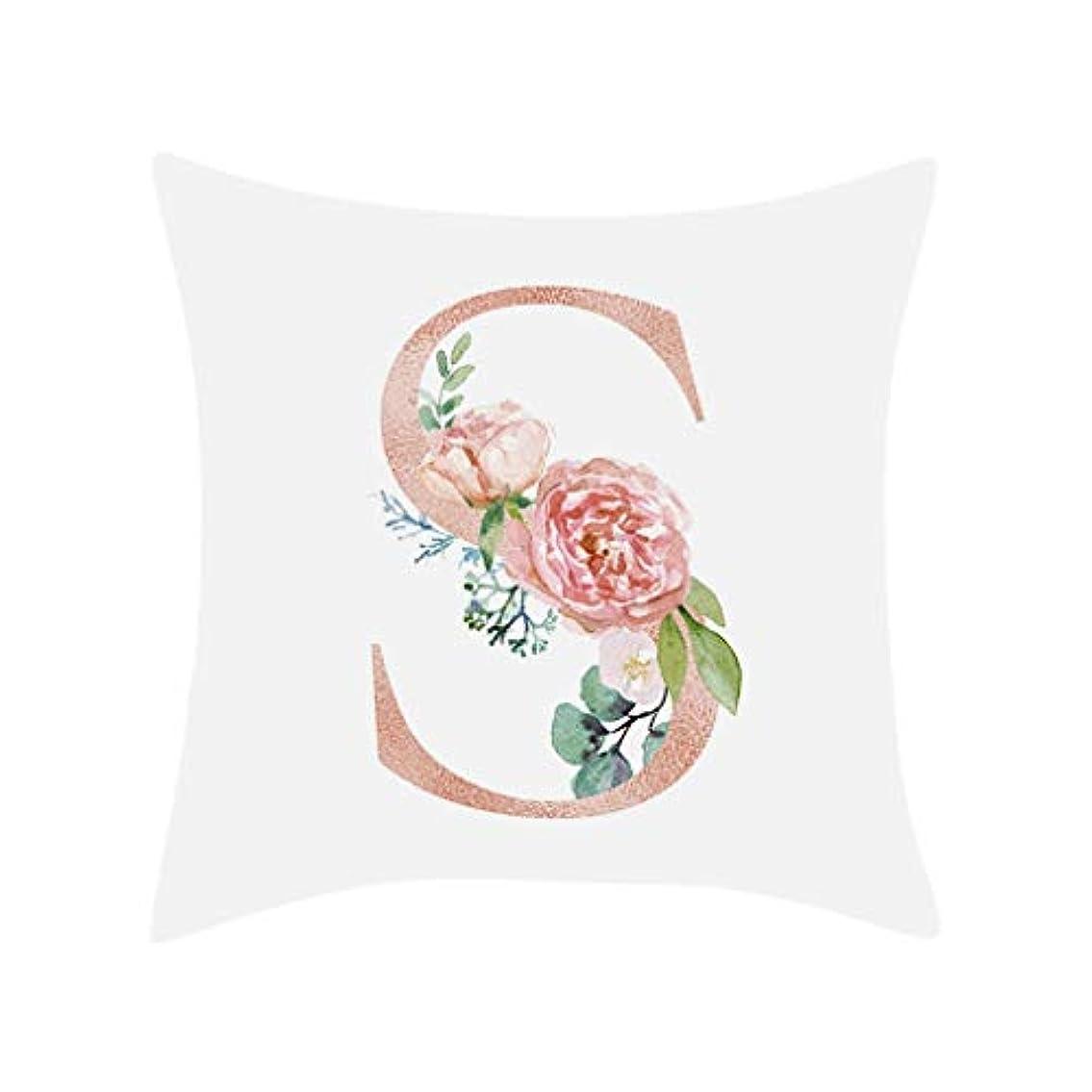 わずかな八依存するLIFE 装飾クッションソファ手紙枕アルファベットクッション印刷ソファ家の装飾の花枕 coussin decoratif クッション 椅子
