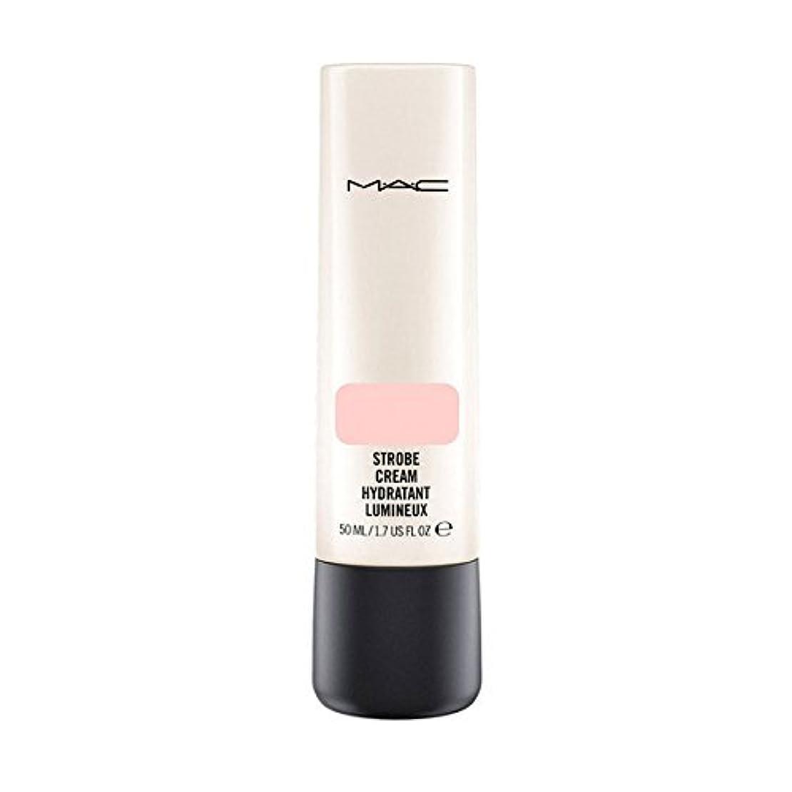 さようなら用心する人道的マック(MAC) ストロボ クリーム ピンク ライト/Pink Light 50ml [並行輸入品]
