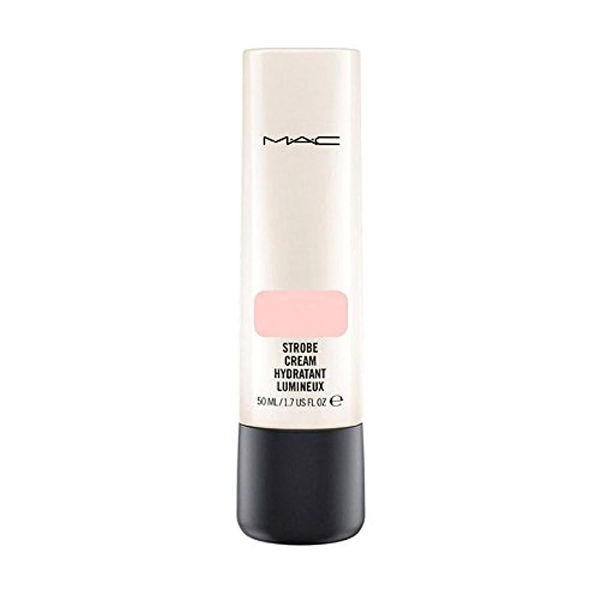 踏み台楕円形パーティションマック(MAC) ストロボ クリーム ピンク ライト/Pink Light 50ml[並行輸入品]