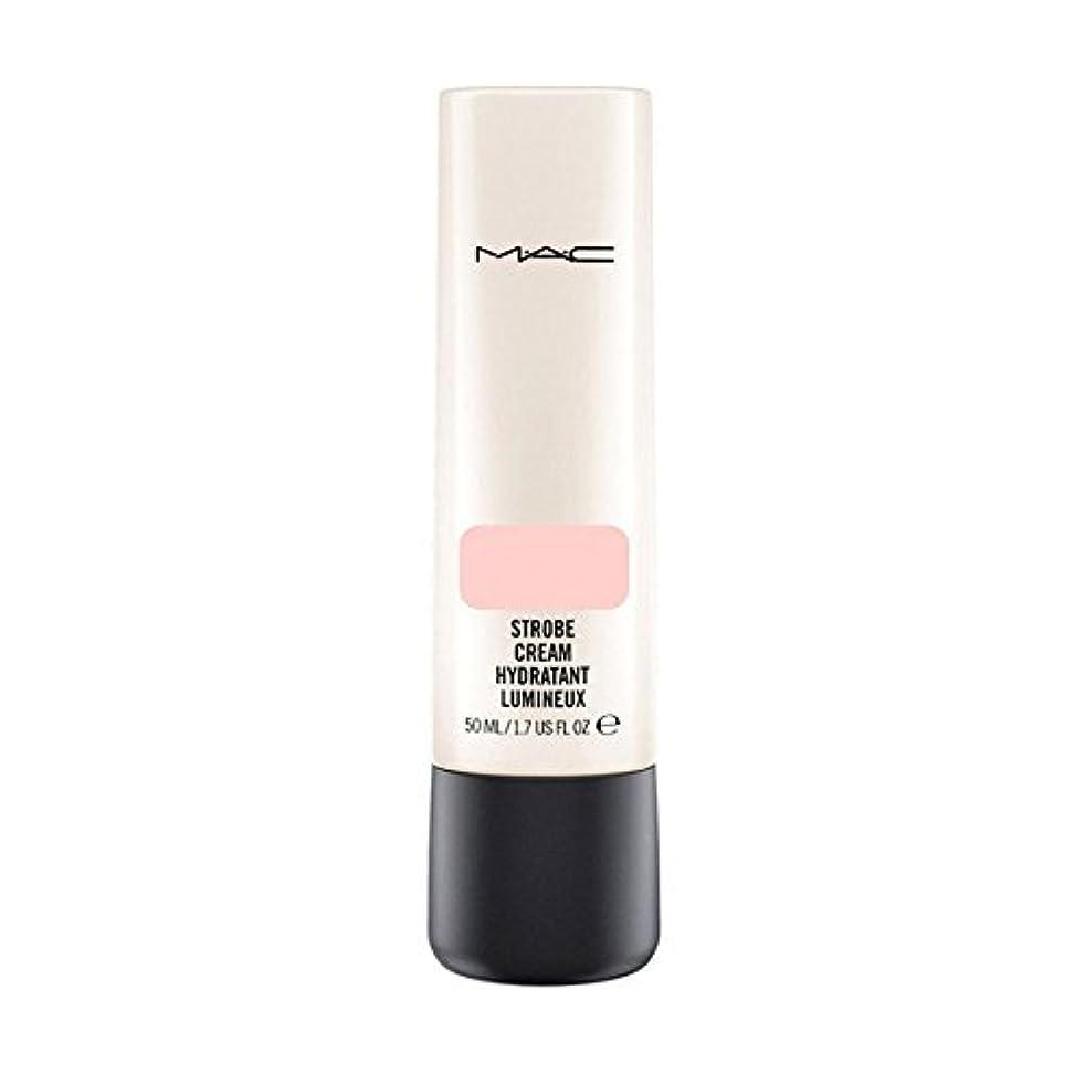 パノラマアボート可動マック(MAC) ストロボ クリーム ピンク ライト/Pink Light 50ml[並行輸入品]