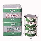 東リ接着剤 エポグレーP (小)4kg A液B液セット ビニル床タイル用