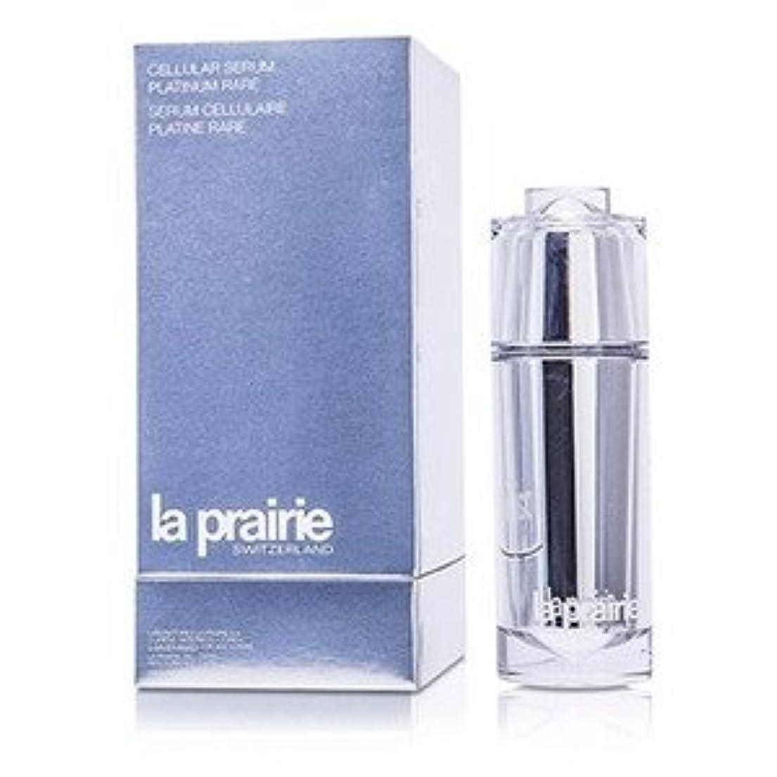 重量繁雑型La Prairie(ラ?プレリー) セルラーセラムプラチナムレア 30ml/1oz [並行輸入品]