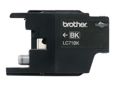 Brother International Brother Lc71bk - Print Cartridge (lc71bk) - by Brother