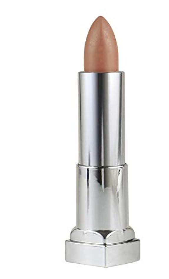 供給本質的に病的Maybelline Color Sensational Mattes Nude Embrace 930