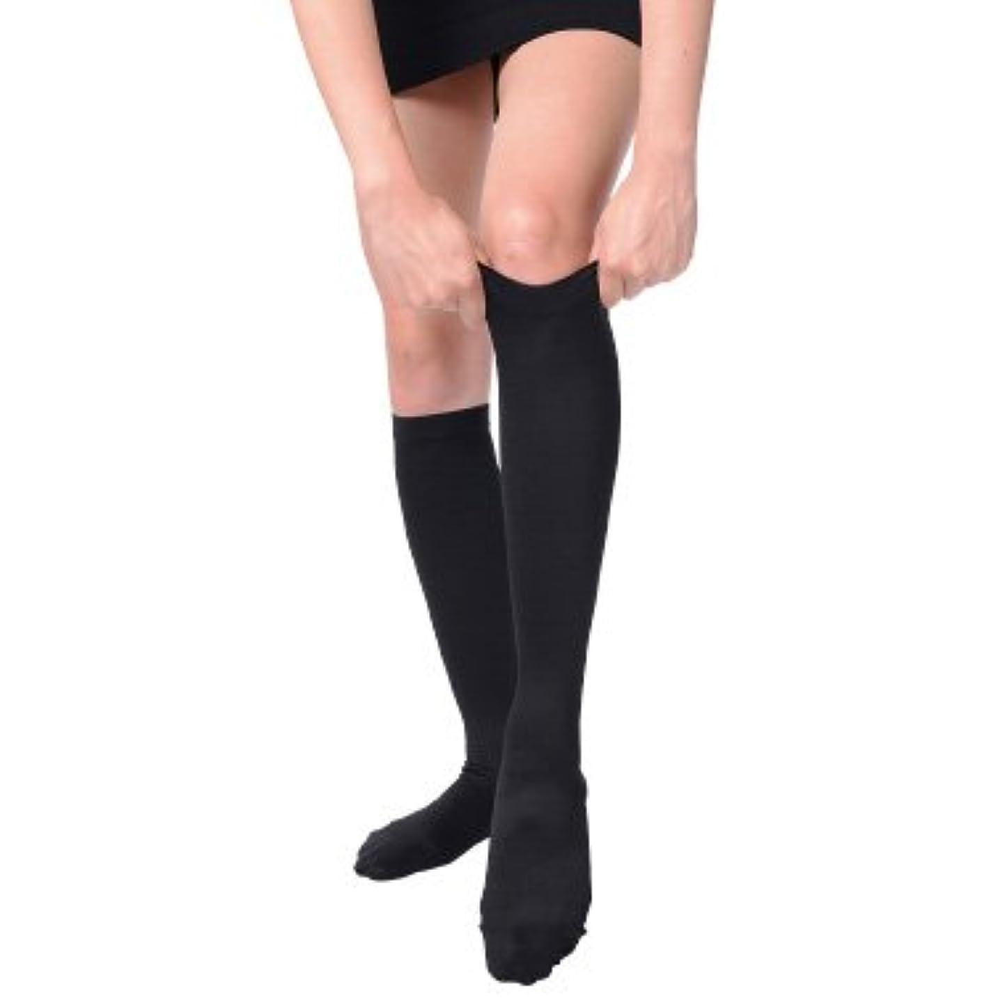 精緻化変動するスーツクラウディアマジックソックス【2足組】男女兼用 Mサイズ(23~24.5cm)T&H