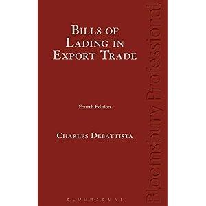 Bills of Lading in Export Trade