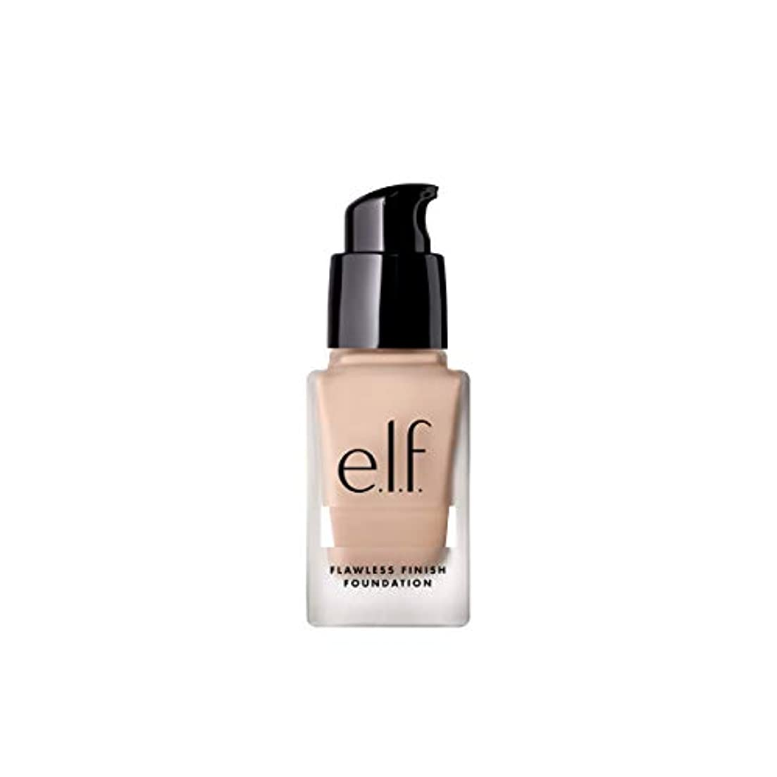 医師粘土生産的e.l.f. Oil Free Flawless Finish Foundation - Snow (並行輸入品)