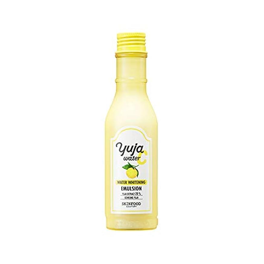 クランプレシピ豚肉Skinfood Yuja Water Cエマルジョン/Yuja Water C Emulsion 160ml [並行輸入品]