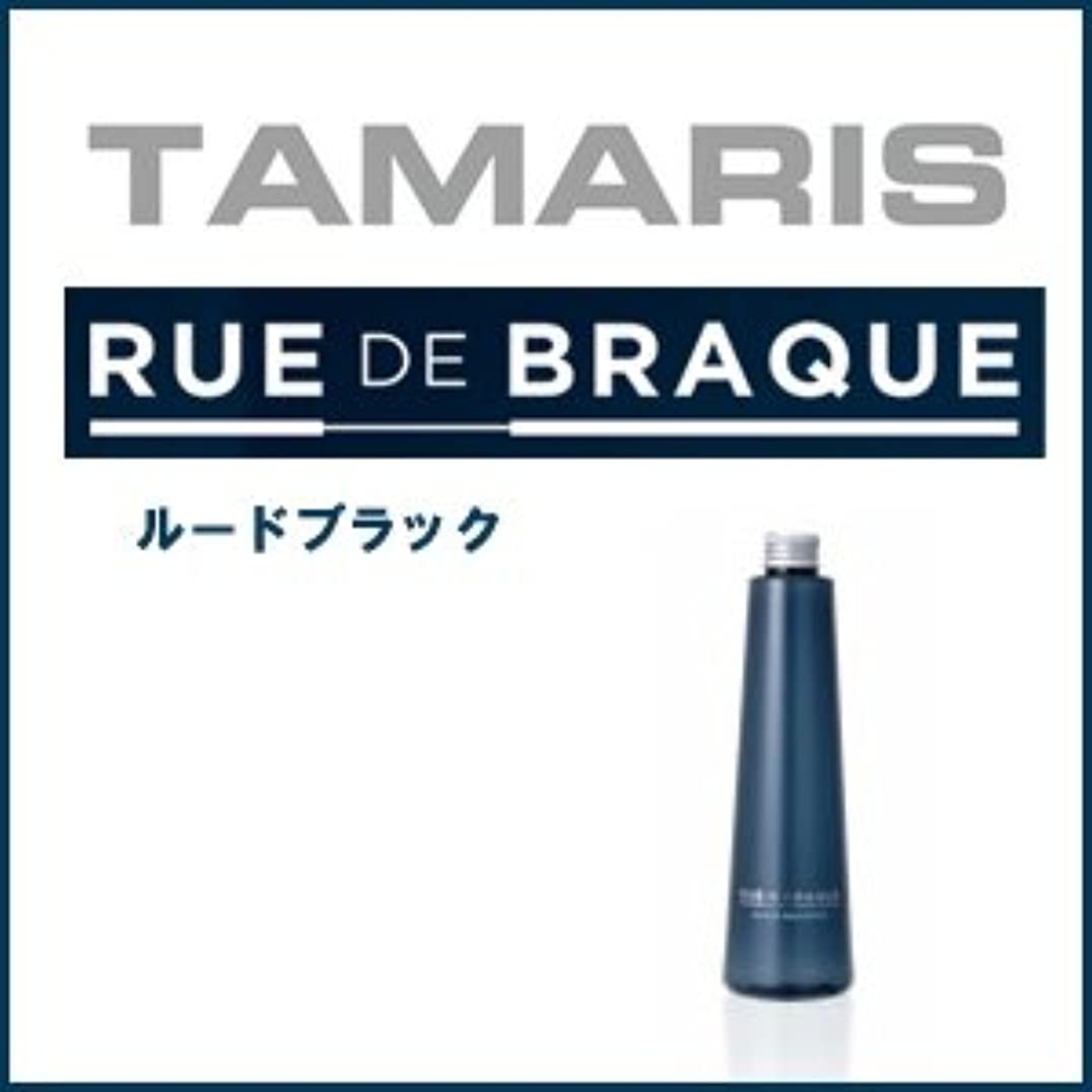 チャンバー上昇永続【X2個セット】 タマリス ルードブラック スキャルプシャンプー 300ml 容器入り
